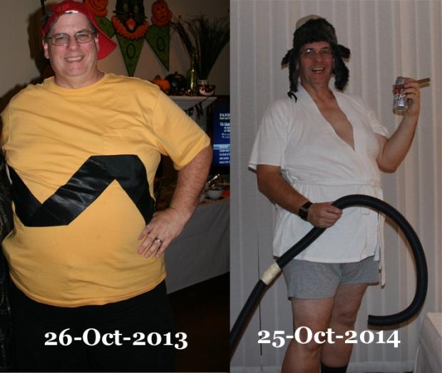 halloween progress